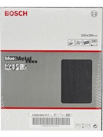 Шлифлист BOSCH д.метал.ручное Metal К240