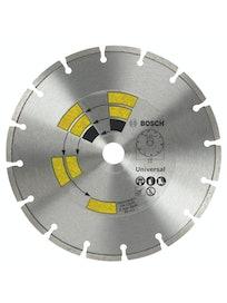 Диск алмазный Bosch TOP, универсальный, 115 мм