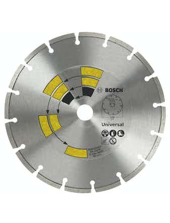 Диск алмазный Bosch TOP, универсальный, 230 мм