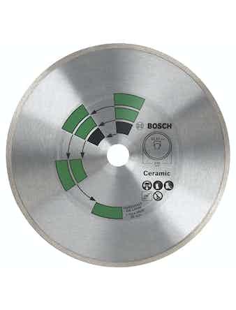 Диск алмазный Bosch по керамике 125 мм