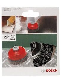Щётка чашечная BOSCH волнистая М14 0,5х100 мм