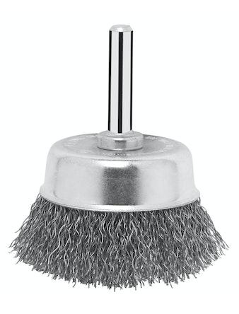 Щётка чашечная BOSCH металлическая 50/0,3 мм