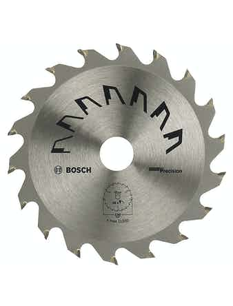 Cirkelsågklinga Bosch Hm 130X20/16 T18 Precision