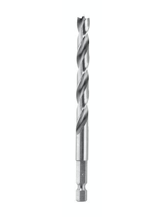 Träborr Bosch 1/4 6-kanstskaft 10mm