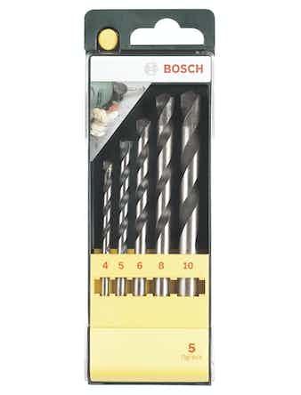 Набор BOSCH сверл по бетону Promoline 5