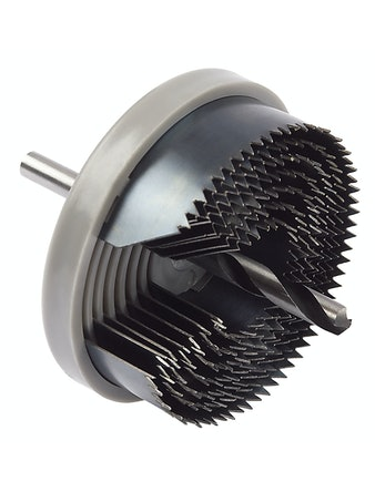 Набор венцов пильных BOSCH 7 штук 26-64 мм