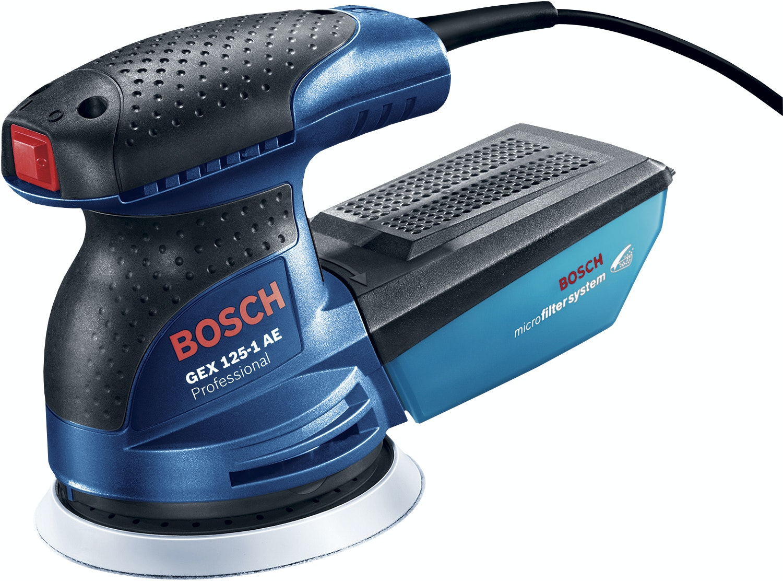 Excenterslip Bosch GEX125-1AE Professional