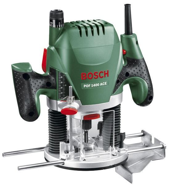Handöverfräs Bosch POF1400ACE 1400W 230V