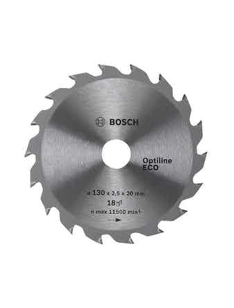 Диск пильный Bosch Optiline ECO