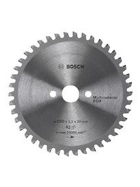 Диск пильный Bosch Multi ECO
