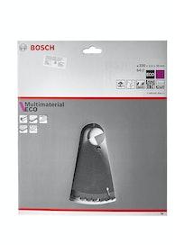 Диск пильный Bosch Multimaterial Eco, 230 мм х 64 зуб. х 30 мм