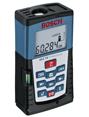 Laseravståndsmätare Bosch DLE 70 Prof.