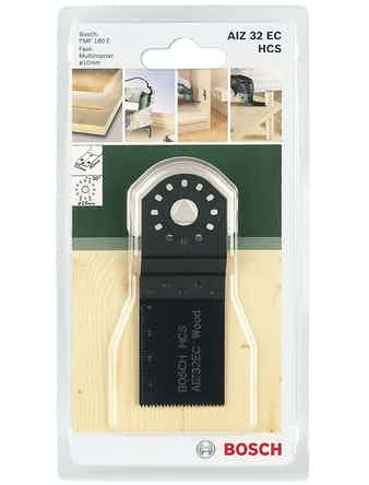 Пилка по дереву HCS для Bosch PMF, 32 x 40 мм