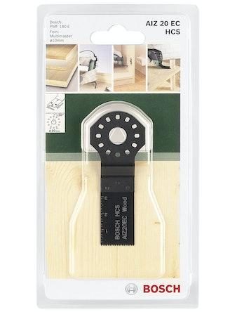 Пилка по дереву HCS для Bosch PMF, 20 мм
