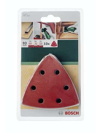 Шлифлист Red Wood для Bosch PMF, 10 шт.