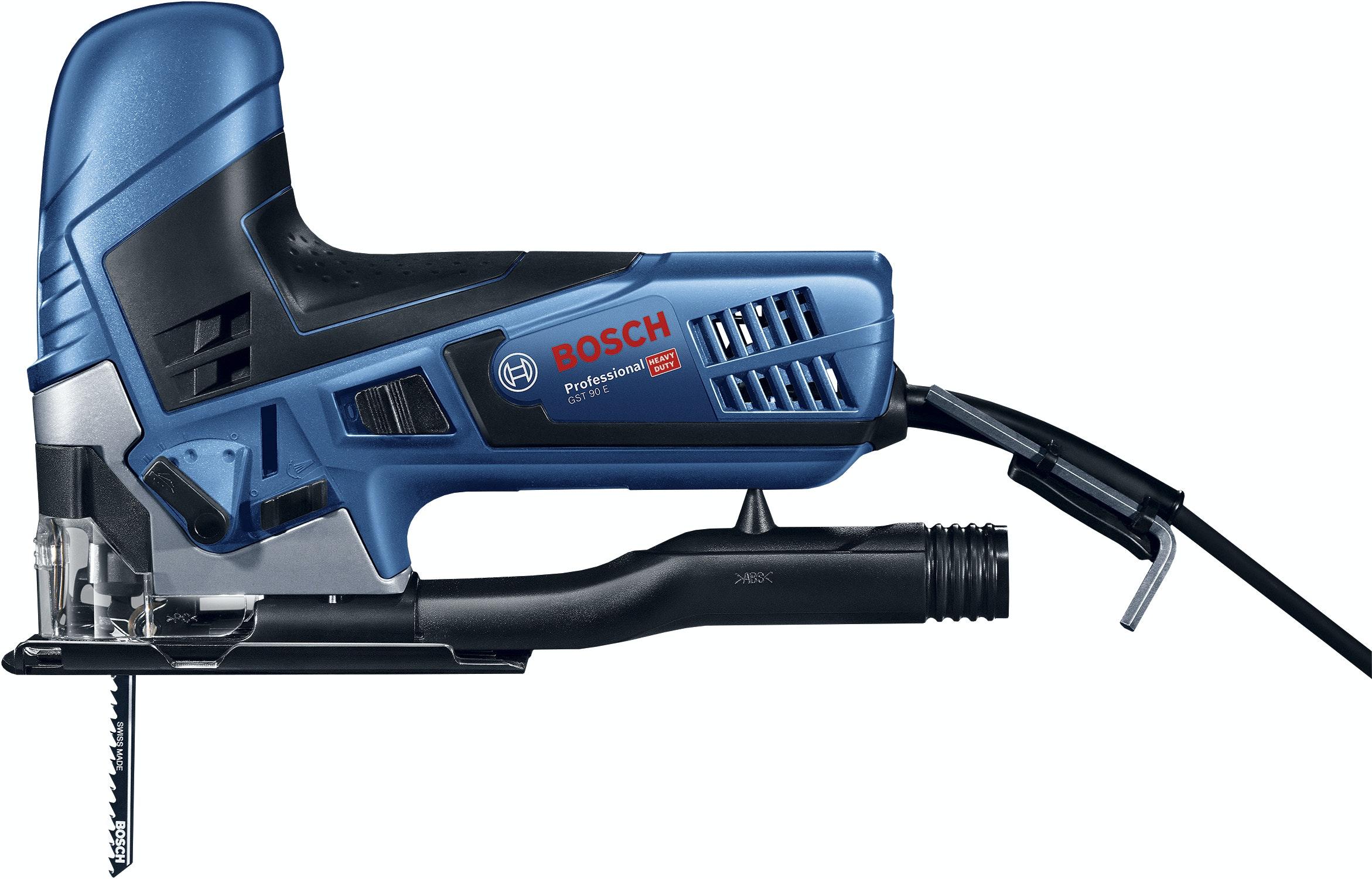 Sticksåg Bosch Blå GST90E 650W