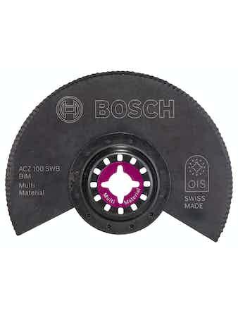 Segmentkniv Bosch Halvrund ACZ100SWB 100mm