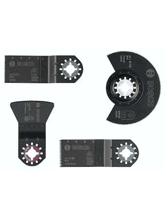 Sågset Bosch För golv 4-Pack