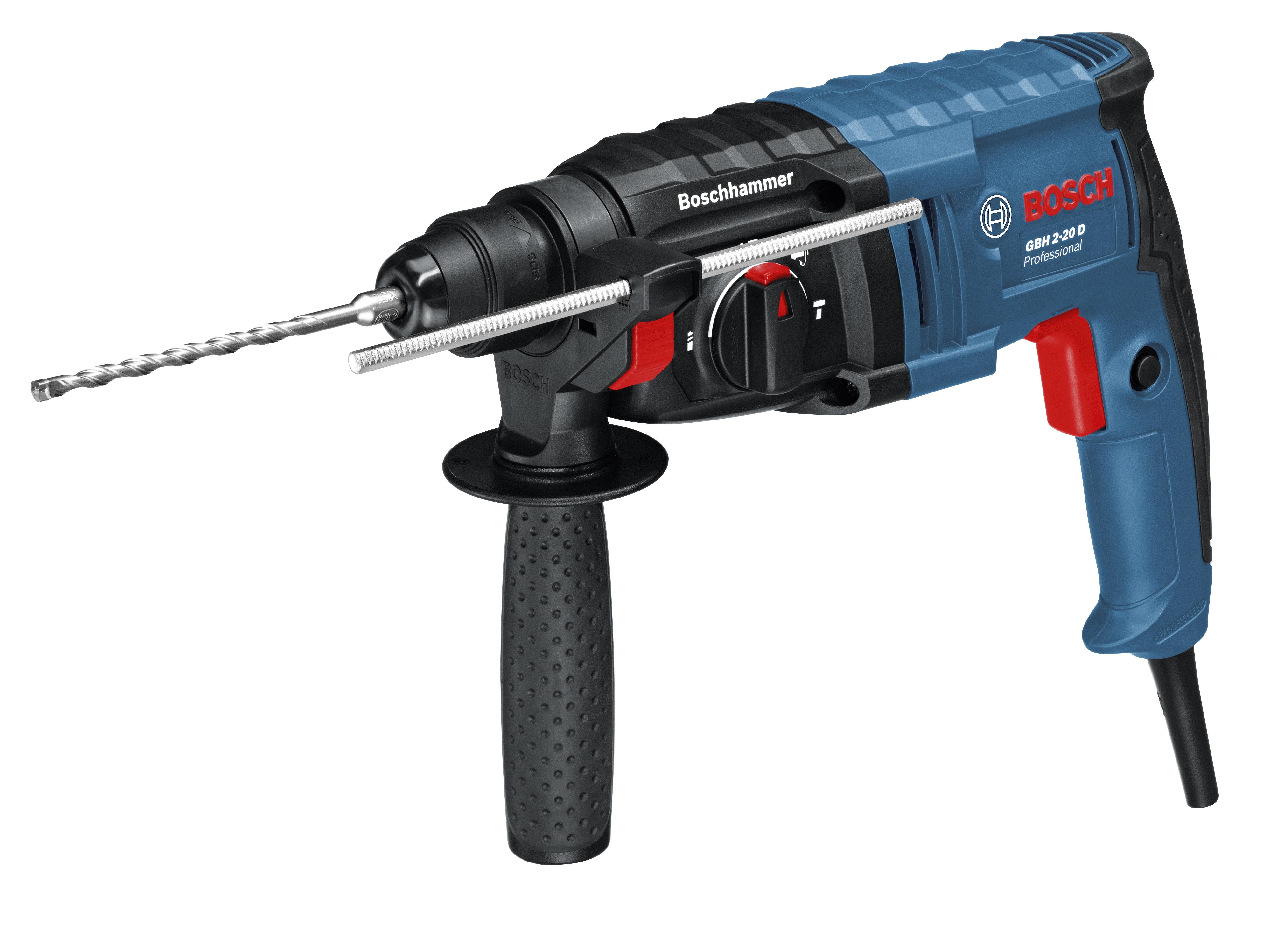 Borrhammare Bosch blå GBH2-20 650W