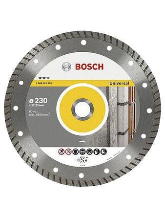 Диск алмазный Bosch Expert универсальный турбо
