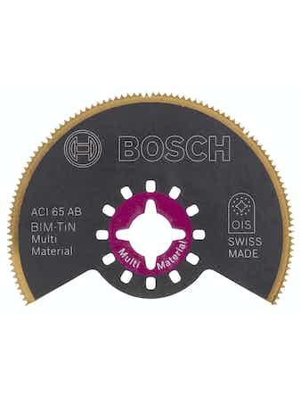 Sågblad Bosch Halvrund ACI65AB 65mm