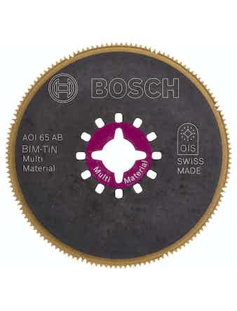 Sågblad Bosch Rund AOI65AB 65mm