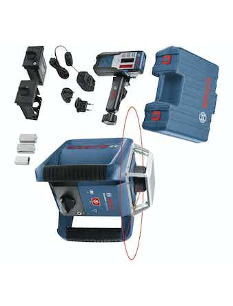 Rotationslaser Bosch GRL 400 H LR1 Professional