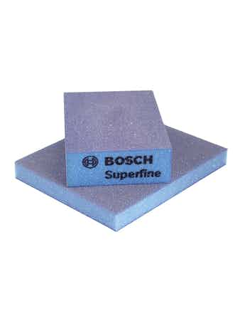 Губка шлифовальная Bosch Superfinе
