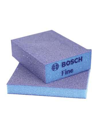 Губка шлифовальная Bosch Fine