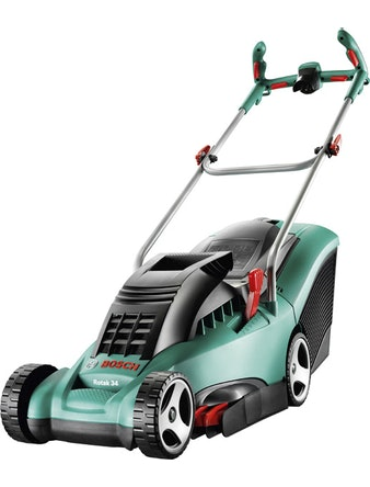 Gräsklippare Bosch Grön Rotak 34 1400W Ergoflex