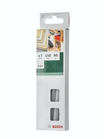 Limpatroner Bosch Transparanta 7mm 10-Pack