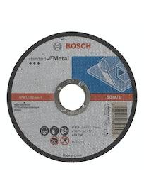 KATKAISULAIKKA BOSCH METALLI 115X1,6MM STANDARD