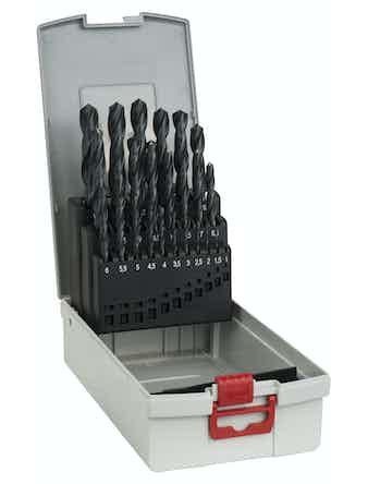 Metallborrset Bosch HSS-R DIN338