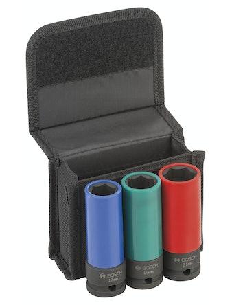 Hylssats Bosch 1/2 17-21mm