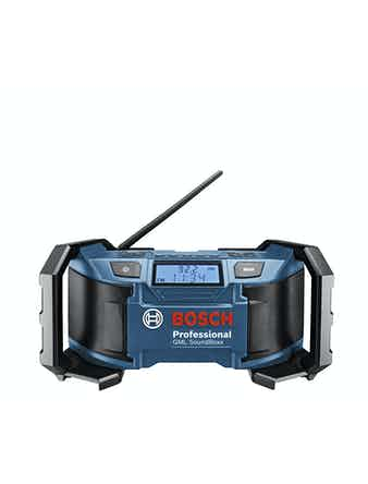 Radio Bosch GML SoundBoxx Professional 14,4/18V-Li Solo