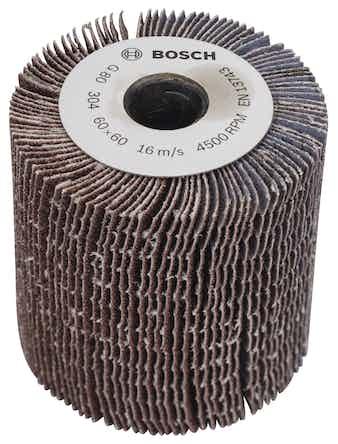 Lamellrulle Bosch 60mm K80