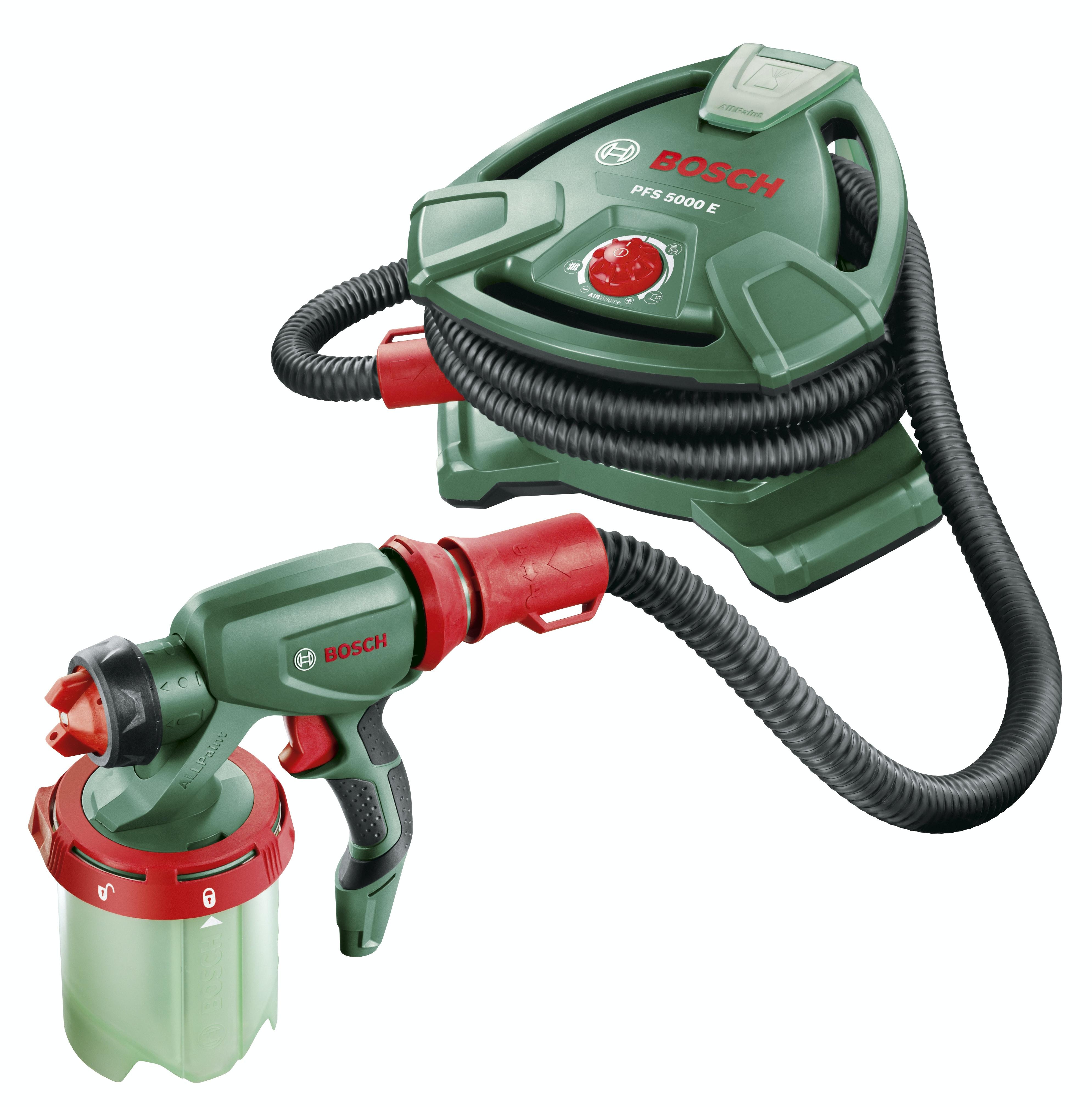 Färgsprutpistol Bosch PFS 5000 E