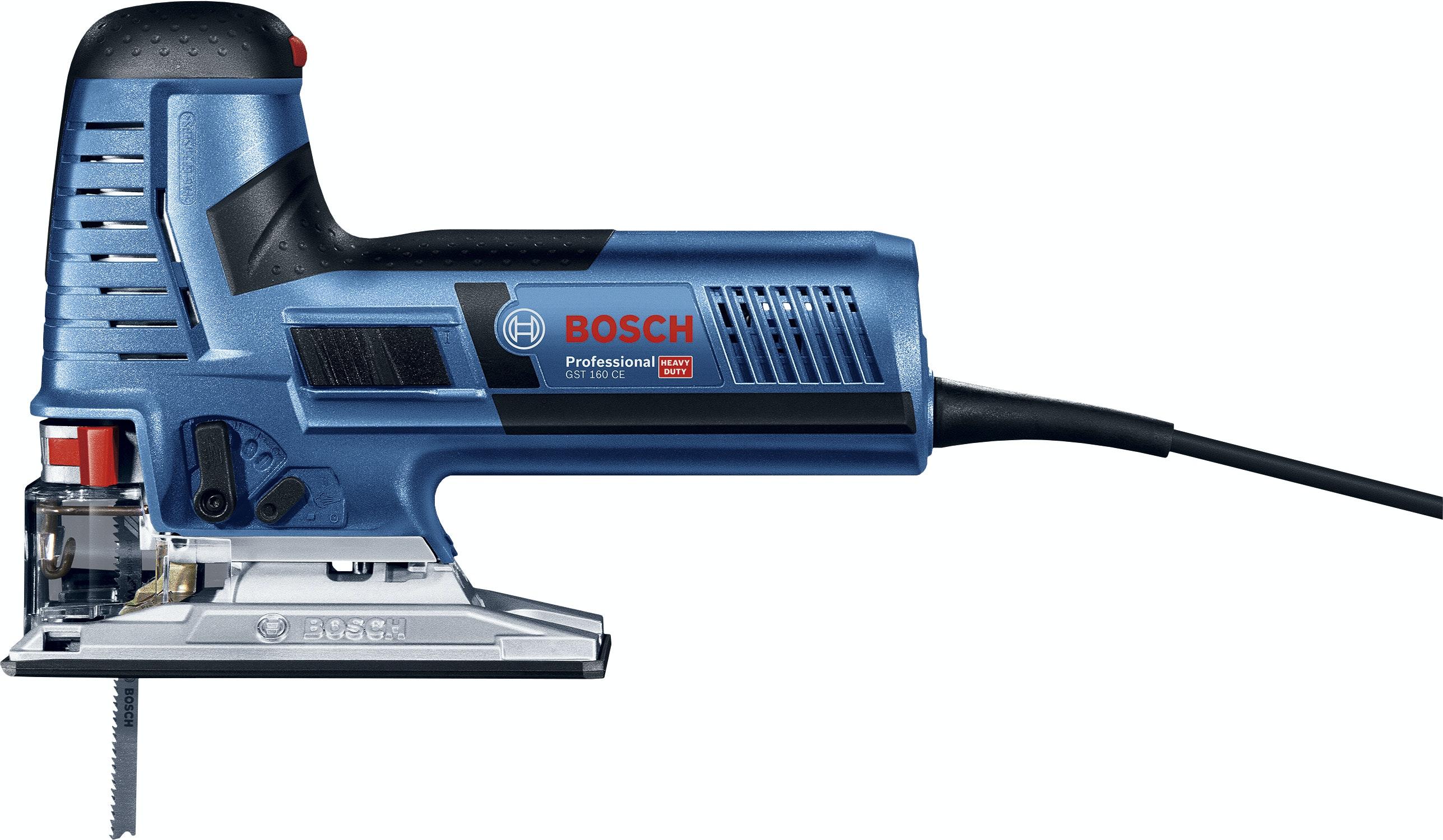 Sticksåg Bosch Blå GTS 160 CE 800W