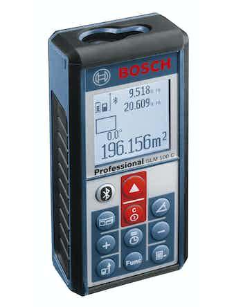 Avståndsmätare Bosch GLM 100 C Professional