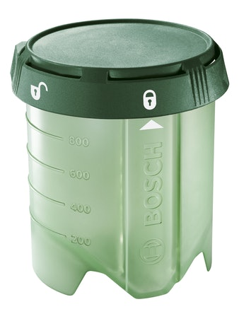 Behållare Bosch 1000ml PFS 3000-2/5000 E