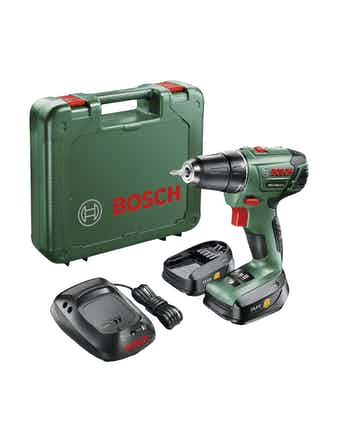 Дрель аккумуляторная Bosch PSR 1440 LI-2