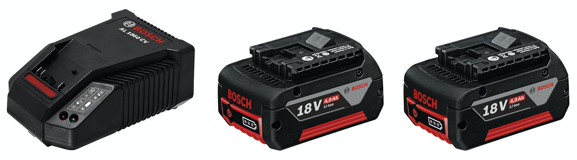 Batteriset Bosch Al1860 Flexible Power