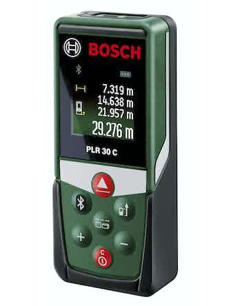 Laseravståndsmätare Bosch PLR 30C