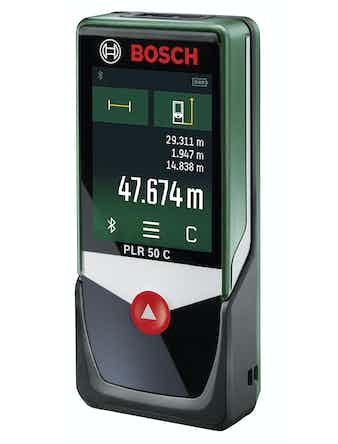 Laseravståndsmätare Bosch PLR 50