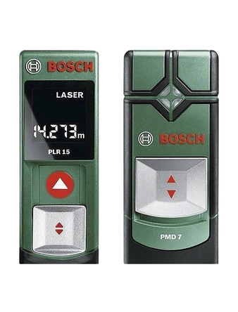 Набор измерительной техники Bosch PRL 15 + PMD 7