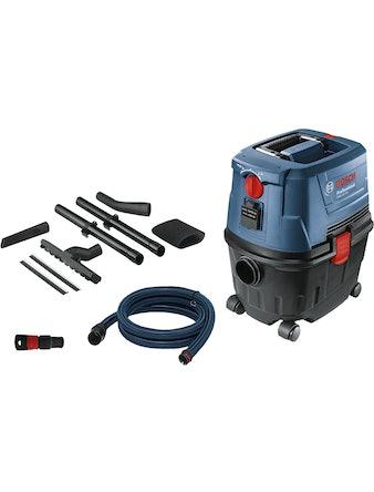 Пылесос строительный Bosch GAS 15 PS, 1100 Вт