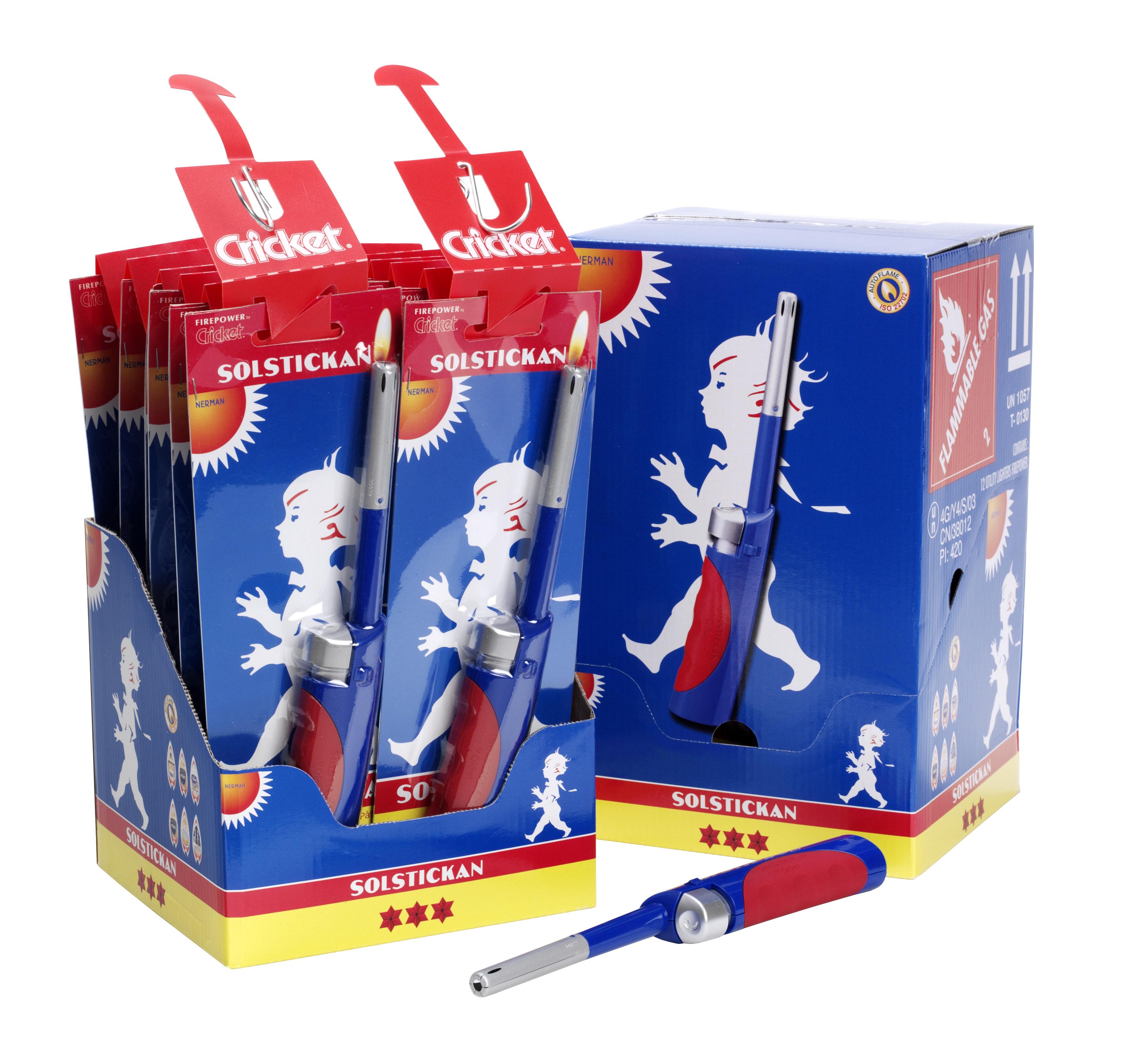 Tändare Cricket 1-Pack