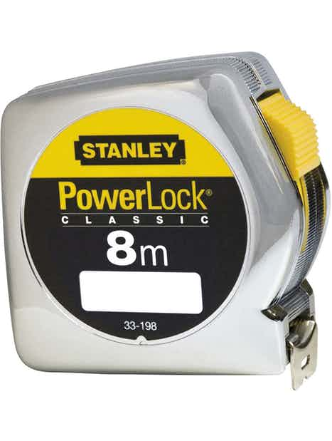 RULLAMITTA STANLEY 0-33-198 POWERLOCK 8MX25MM