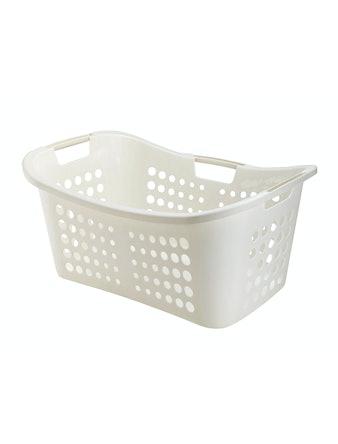 Mangelkorg Curver New Laundry Vit 50L