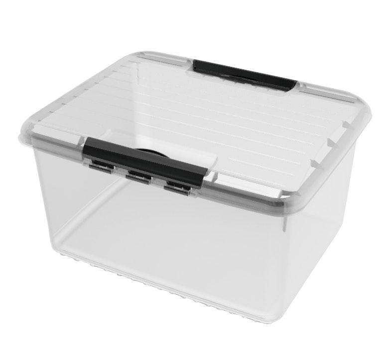 Förvaringsbox Curver 33L Inkl. Lock